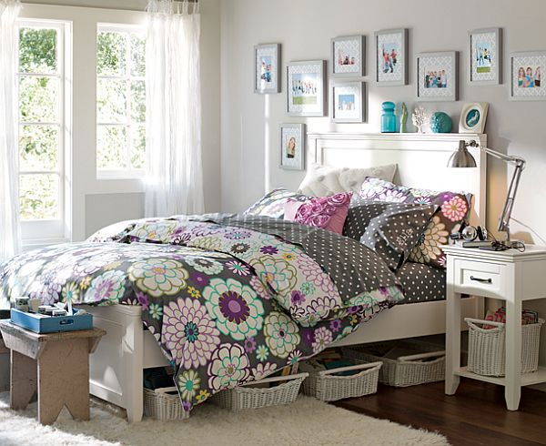20 Bedroom Designs for Teenage Girls | Home Design, Garden ... on Beautiful Rooms For Girls Teenagers  id=97157