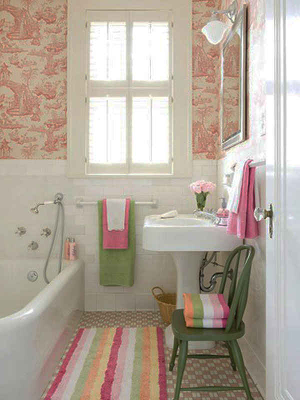 30 Small and Functional Bathroom Design Ideas | Home ... on Ideas For Small Bathrooms  id=87807