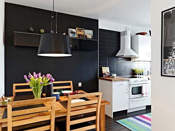 Cozy Small Apartment on the Edge of Modern Style | Home ...