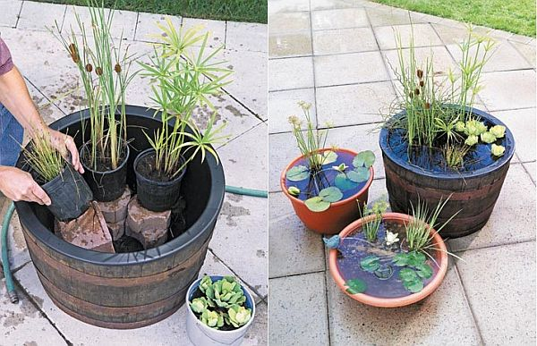 DIY-Containers-Garden-Pond-1