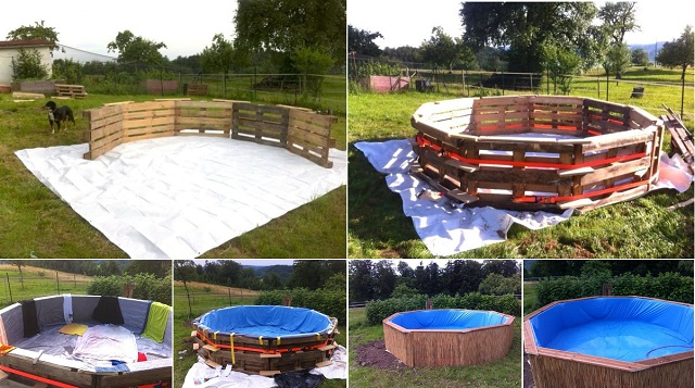 Swimming-Pool-made-out-of-pallets
