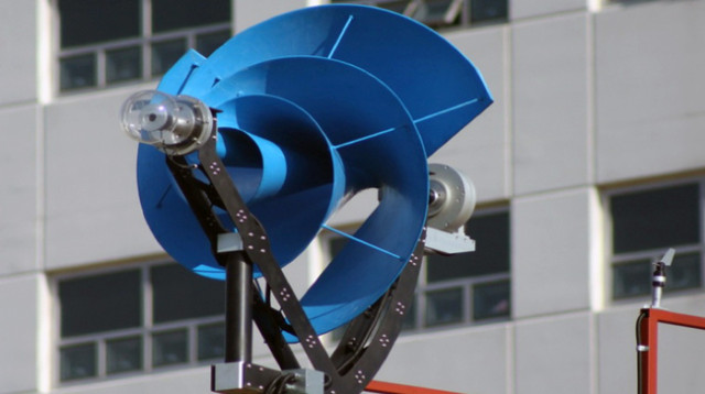 Silent-rooftop-wind-turbines