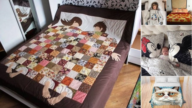Creative-Bed-Cover